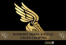 Women's Track & Field/ Cross Country / Shots of the UCF Track and field/Cross Country team.