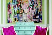 Art makes the room / by bonnie iannotta