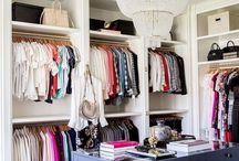 WARDROBE/ SZAFA, GARDEROBA / Wardrobe ideas, closet ideas. Szafa, garderoba, garderoba typu walk in.
