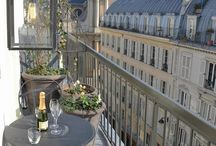 BALCONY AND GARDEN/ BALKONY I OGRODY / Jak urządzić balkon. Jak urządzić ogród. Ogrody i balkony. Balcony ideas.