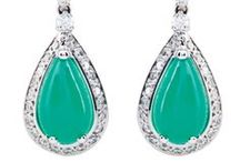 Pacific Jewellers Earrings / From elegant drops with a splash of colour to diamond drops, hoops & studs.