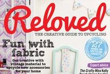 Reloved magazine! / Take a look at all the beautiful covers of Reloved magazine since its launch in 2013. To order back and current issues, click here https://anthem.subscribeonline.co.uk/Back-Issues/reloved-backissues