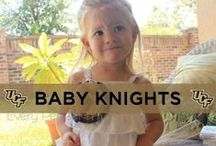 Baby Knights / Latest fashion for those future Knights. / by UCF Knights