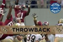 Throwback UCF / Travel back in time and see how UCF has evolved over time.