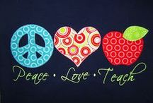 classroom school teach / by Carito Z