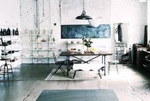 industrial home / industrial home inspiration, diy projects, furniture, industiral materials