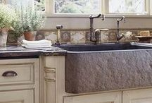 Nothing BUT the Kitchen Sink! / There are some truly gorgeous sinks out there and more options than you can shake a stick at. Check out this awesome designs for your home!