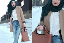 The Chic Hijabi
