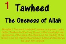 "Tajweed / Bismillah! The word ""tajweed"" means to improve, make better.  Tajweed of the Holy Quran is the knowledge and application of the rules of recitation so the reading of the Quran is as the Prophet Mohammed peace and blessings be upon him, recited.  http://www.abouttajweed.com/"