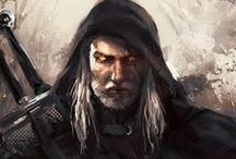 Wiedźminowo / Geralt i przyjaciele