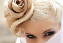 Wedding...all about...hair/make-up,veil