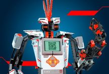 Lego Mindstorm / Lego robots! An everything about it...