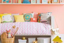 Fancy kids rooms / Rooms