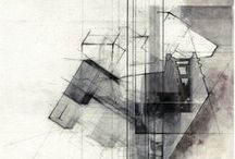 Visuals / architectural drawings