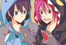 Free! / Free! The anime
