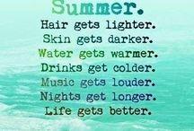 • s u m m e r / All things summer