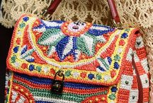 Knitty & Crochy...Bags