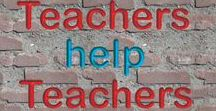 Teachers help Teachers at TpT / Hello, welcome to Teachers help Teachers. I hope this board can be useful for us teacher-author at TpT. I will help repin your post to my personal and other Collaborative boards. Happy pinning and thank you kindly.​