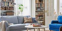 INSPIRATION: Stocksund sofa IKEA