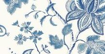 INSPIRATION:fabrics / Beautiful fabrics