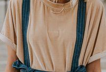 Spring wardrobe / Inspiration for my spring style.