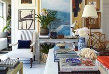 William McLure / Amazing art and interiors of William McLure