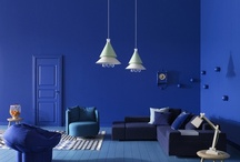 Blue. / Simply put, blue is my favorite colour.