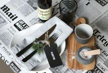 tabletop styling / by Vanessa Prenger Armstrong
