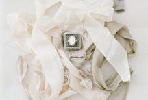 {wedding} ribbon / by B.LOVED