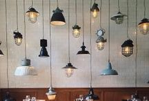 Lighting Ideas / Interesting light ideas I find...or creations I've made myself that incorporate lights.