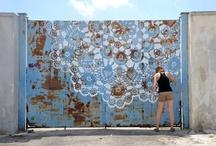 wallpainting and street-art / by Erika Medolago