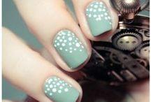 nails :) / by Madison Wrisley