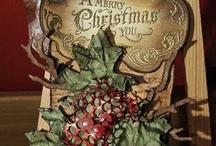Christmas / by Velvet Norton