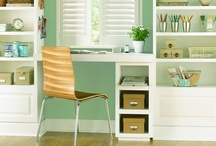 Smart Home Offices / Clever and functional solutions for designing a home office that turns any space into a functional space, makes work inviting and enjoyable, and is still in keeping with the style of your home. / by Hunter Douglas Window Fashions