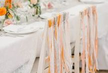 {wedding} chairs / by B.LOVED