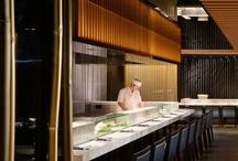 Restaurant & Bar Interiors / I love breathtaking restaurant & bar interiors.
