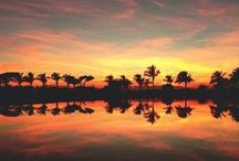 Stunning Sunsets / by Travel + Leisure