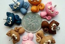 salt dough creations / by Teresa Kisko