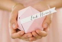 {wedding} favours / by B.LOVED