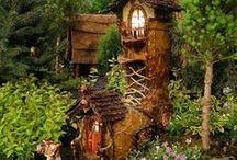 fairy garden / by Teresa Kisko