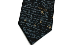 About my neckties / The historic facts behind my tie design.