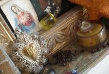 My Work - Shrines 2 Self / Personal Shrines and Altars created out of love and to honor the Self.
