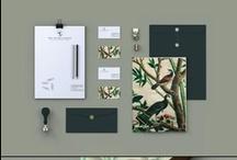 brand identity - stationary - etc / by Erika Medolago