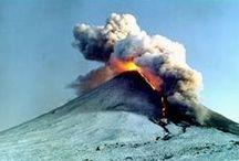 Volcanos, Lava, & Pyroclastic Flow / by Karen Stanton-Gentry