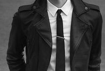 Men Style / Clothing for men. I prefer sharp cuts, nice textures and quality materials.