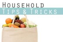 Smart Tips and Household Tricks / Who has time to spend hours cooking and cleaning?  These Smart Tips and Household Tricks (no recipes) will get you doing the things you really want to do in no time.  No affiliate Links or posts.  Evergreen content only.  No more than 5 posts a day.  If you would like to be added please follow this board and either leave a comment on one of my pins or contact me from http://www.frugallivingmom.com