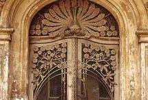 Architectural Details / by Karen Stanton-Gentry
