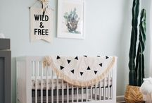 Nursery Ideas / Don't know yet if its a boy or a girl, but this is my inspiration. I'm thinking more rustic modern for a boy and more vintage french market for a girl.