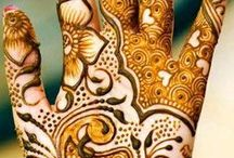 Henna / by Monica Bhide