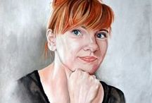 Perfect Gifts Ideas / Custom pastel portraits from photos